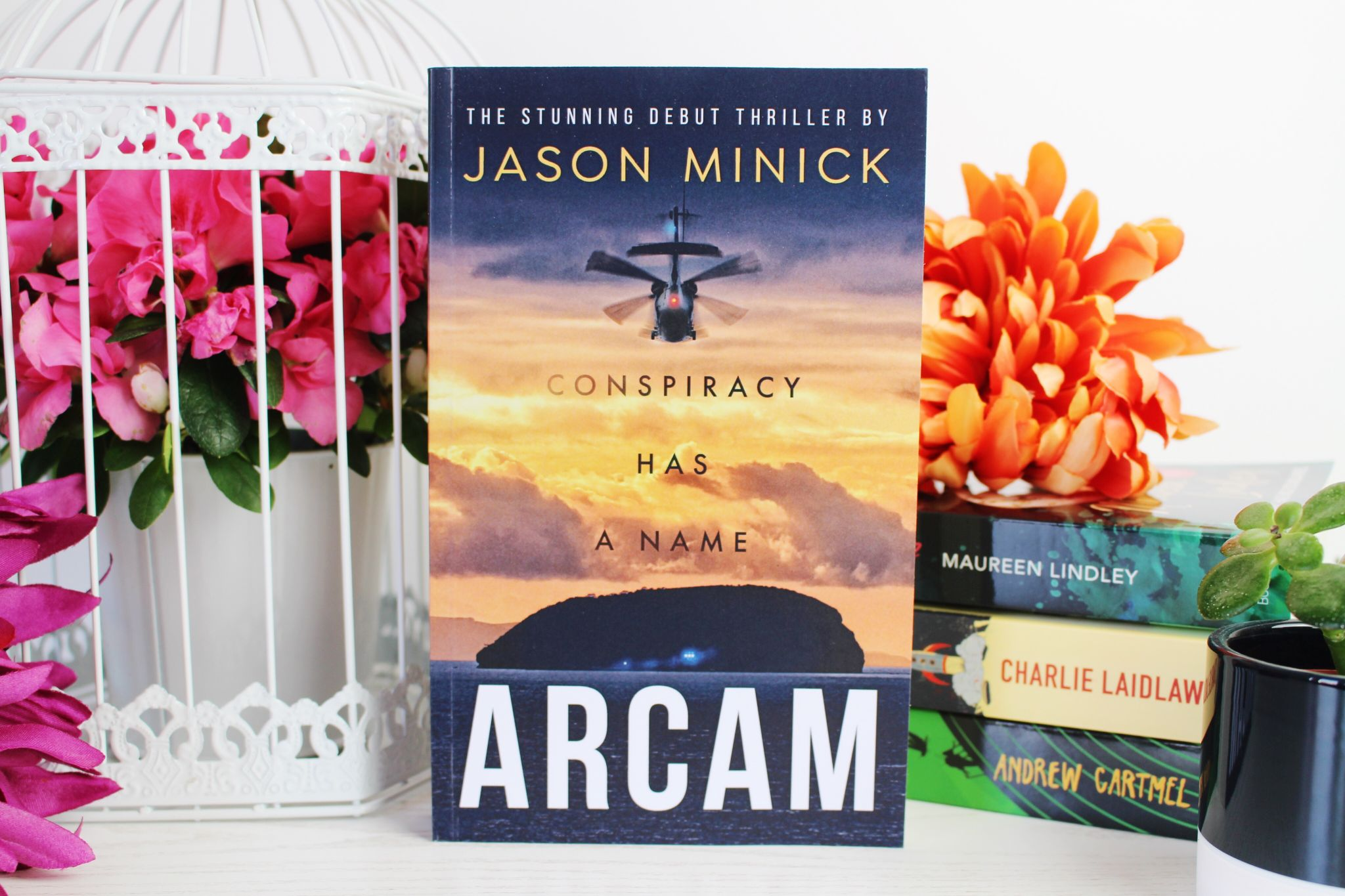 Arcam by Jason Minick | Book Review