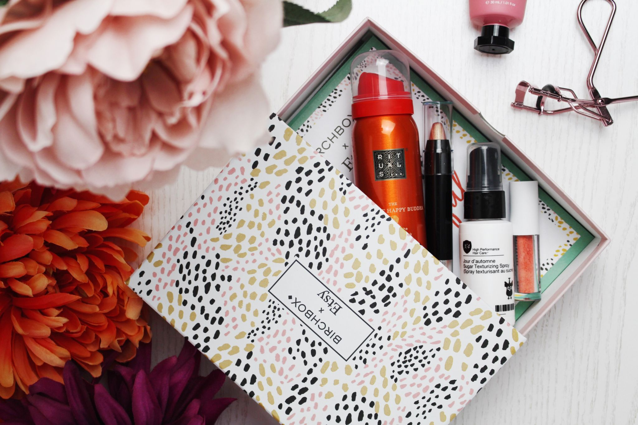 Clem Love August Birchbox