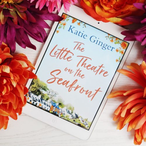 The Little Theatre on the Seafront by Katie Ginger | Blog Tour