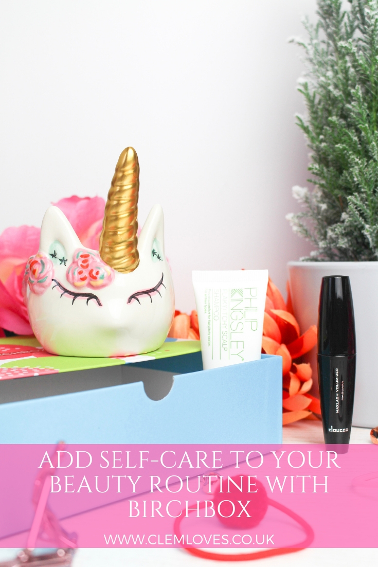 Add Self-Care Beauty Routine