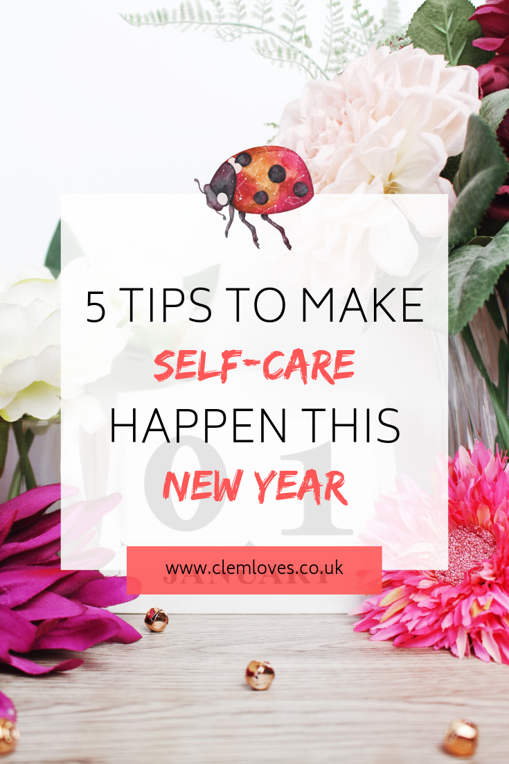Self-Care New Year