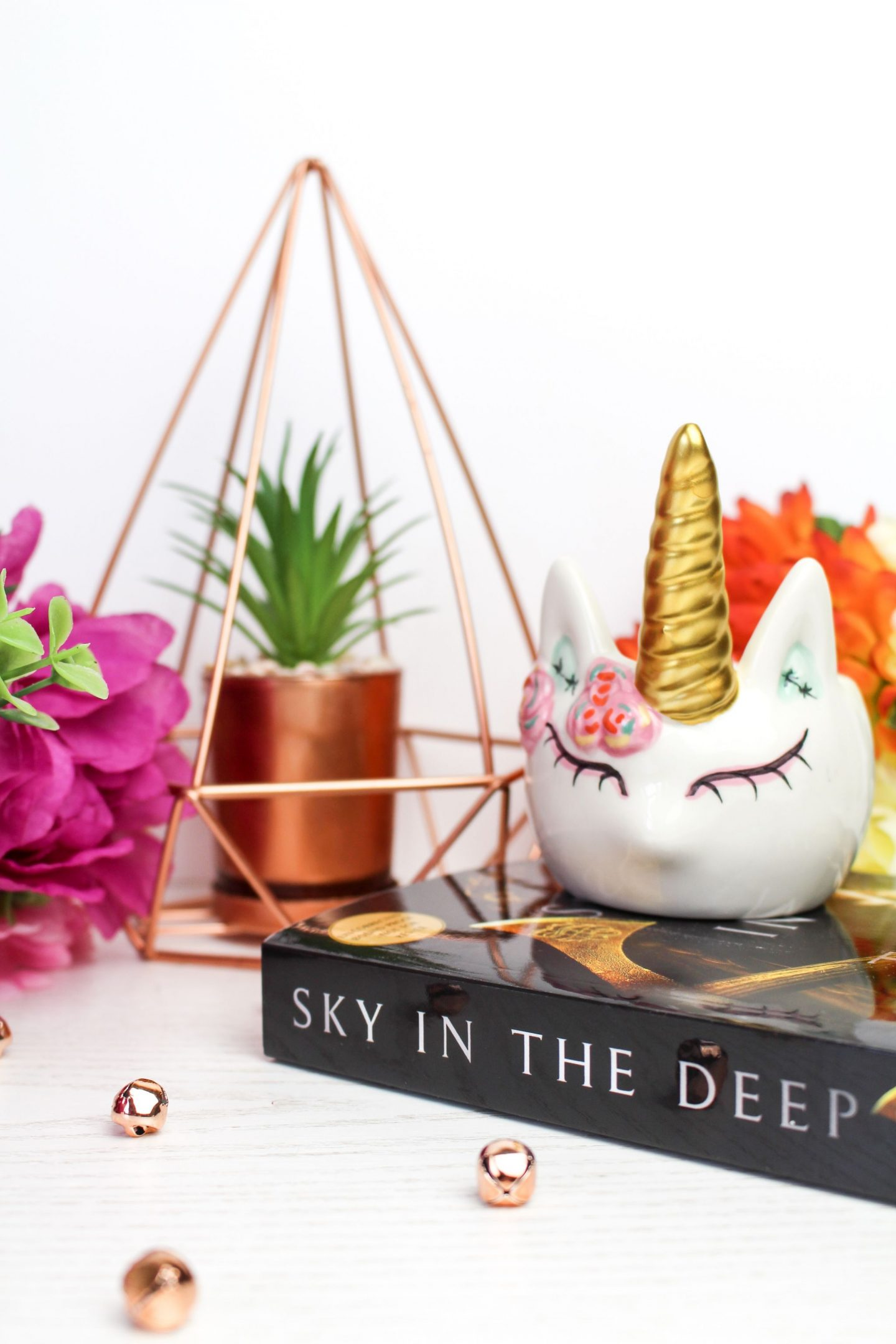 Clem Loves Sky In The Deep by Adrienne Young