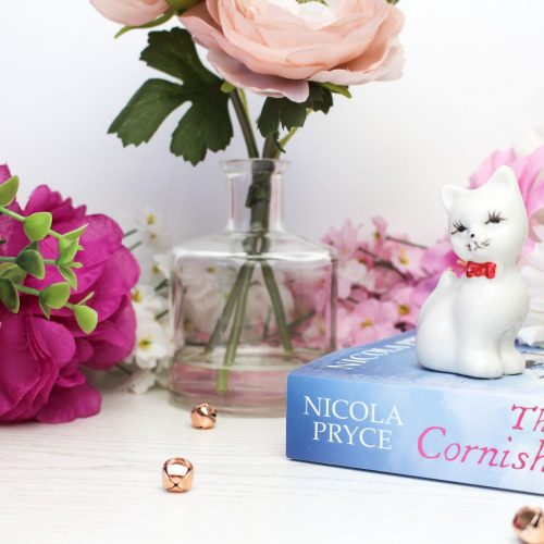 Cosy Up With A Book: The Cornish Lady by Nicola Pryce